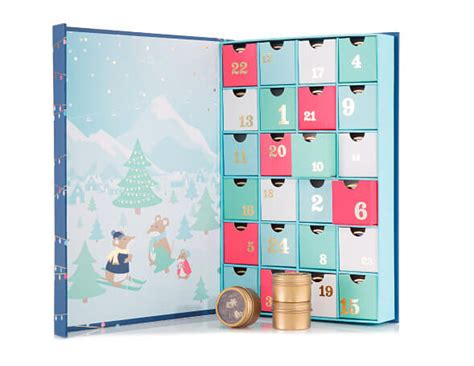 david s tea 24 days of tea advent calendar on sale now