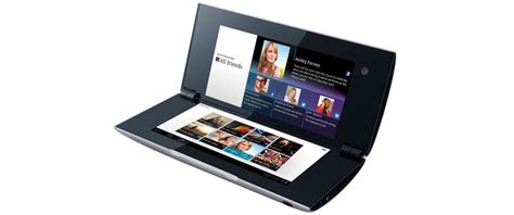Tablet Sony P 3g sony releases 3g tablet p cuts price on tablet s gadget