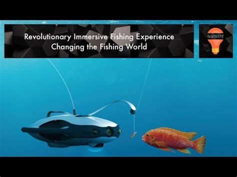 Underwater Drone Powervision powervision powerray the best 2017 underwater fishing