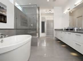 Modern Bathroom Floors Modern Bathroom Floor Modern House