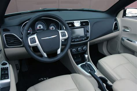 2011 Chrysler 200 Interior by Chrysler 200 S Convertible 2011 Chrysler 200 Johnywheels