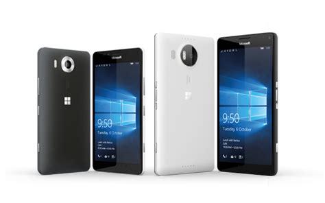 Nokia Microsoft Lumia 950 promo baisse des prix des microsoft lumia 950 et lumia