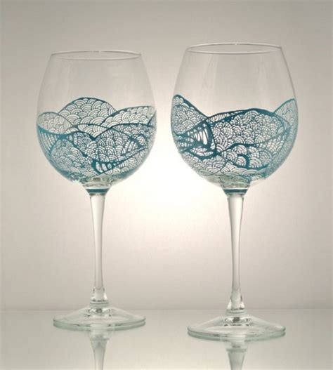 cool wine glasses cool and unusual wine glass 25 photos funsterz com
