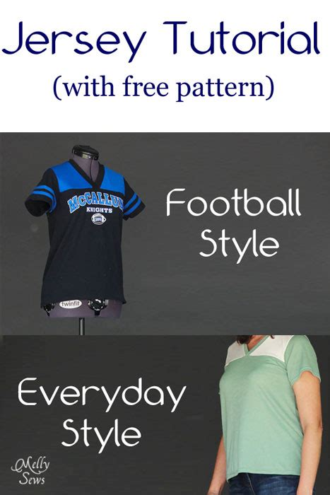 football jersey pattern sewing football jersey sewing patterns pairs and spares