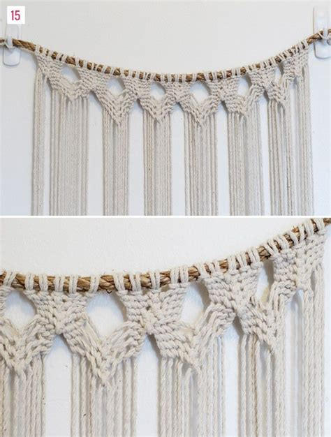Macrame Ideas - diy macrame lovely macrame diy crafts fall home decor