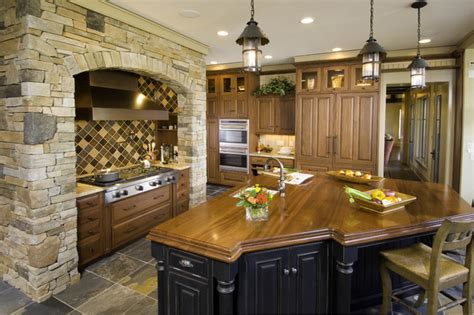 mahogany kitchen island grothouse sapele mahogany island wood countertop traditional kitchen countertops cleveland