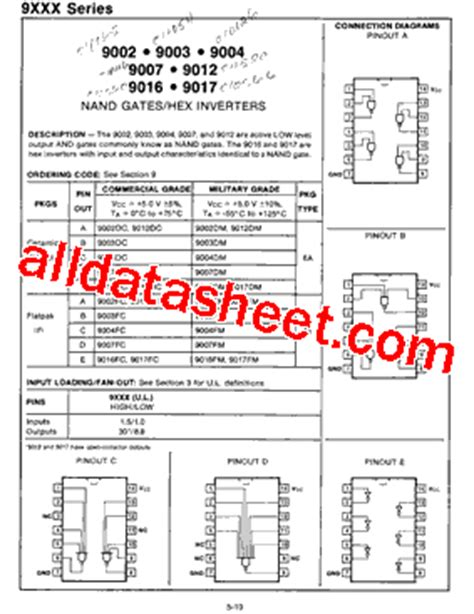 datasheet transistor fcs 9012 9012 datasheet pdf list of unclassifed manufacturers