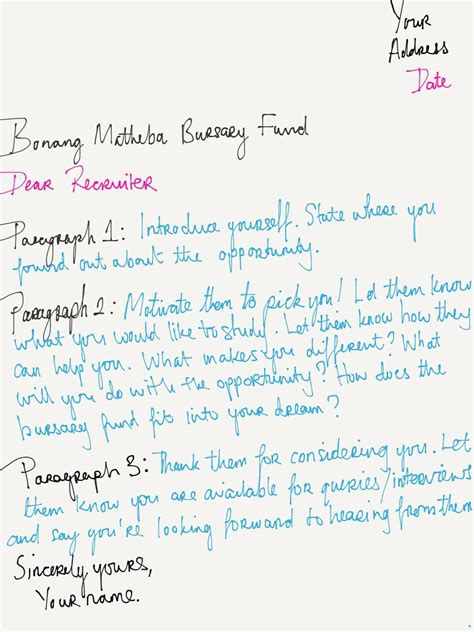apply   bonang matheba bursary fund media