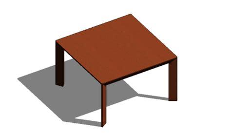 Living Room Table Revit Custom Revit Families Living Room Furniture Meble Do Salonu