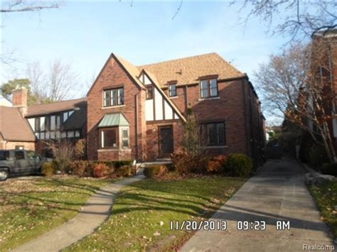 grosse pointe farms michigan reo homes foreclosures in