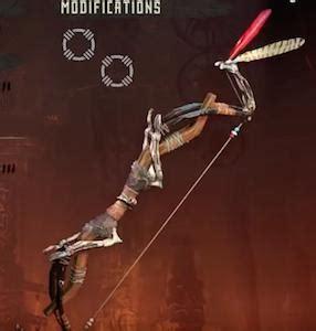 tutorial war bow horizon carja sharpshot bow horizon zero dawn gamea