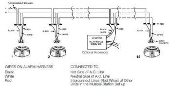 wiring ceiling smoke alarm wiring free engine image for