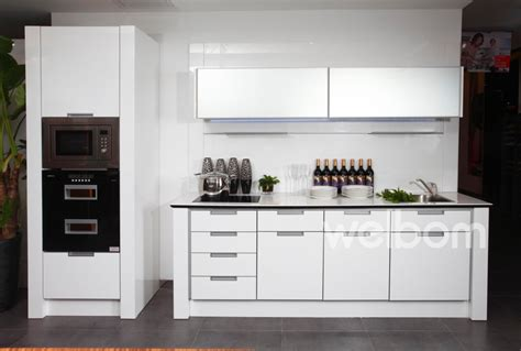 White Laminate Kitchen Cabinets | kitchen cabinet white laminate kitchen design photos