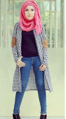 Vc Celana Heti Cat Hitam Pakaian Celana Wanita 15 padu padan warna celana yang bagus untuk wanita muslimah model baju busana muslim terbaru