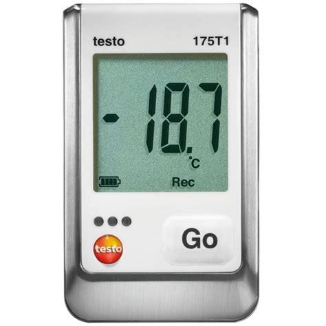 testo single testo 175t1 temperature data logger 1 channel mitchell