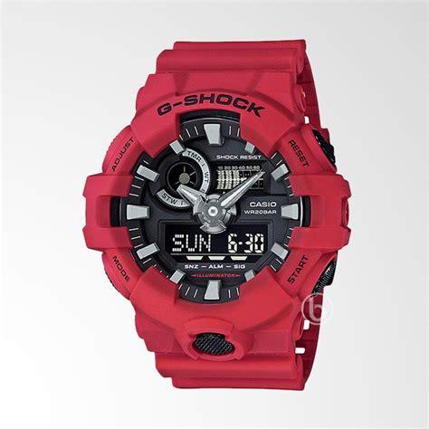 Jam Tangan Sport Pria New Casio G Shock Ga400 Orange Premium jual casio g shock ga 700 4a new edition jam tangan pria