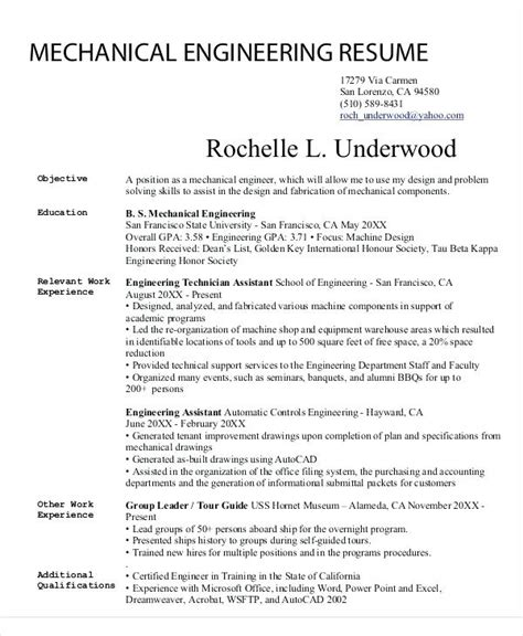 resume sles manufacturing engineer mechanical engineering skills for resume twnctry