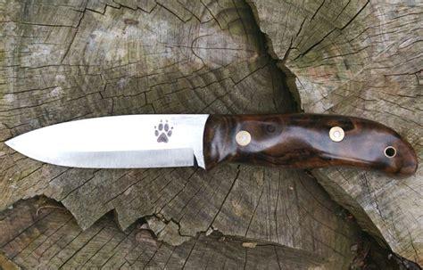 timberwolf bushcraft knife the timberwolf bushcraft knife turkish walnut