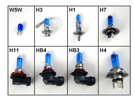 hb hb  xenon white bulbs light headlight headlamp bulb fog ebay
