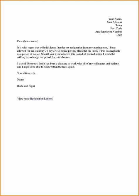 7 sample resignation letters for nurses corpus beat