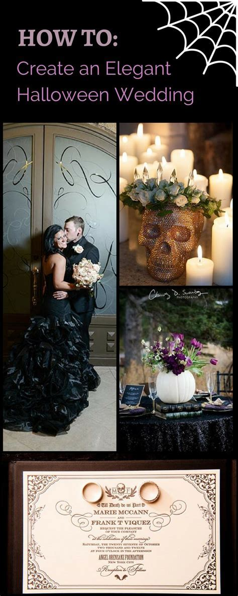 Best 25  Halloween weddings ideas on Pinterest   Halloween
