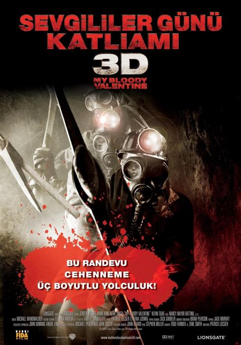 my bloody poster my bloody 3 d 2009 poster freemovieposters net