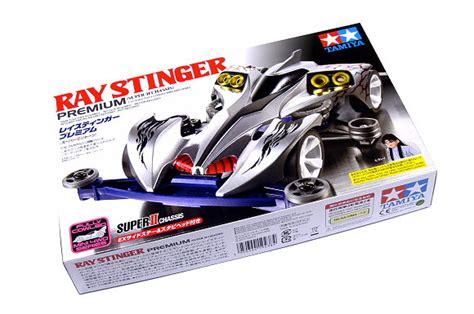 Tamiya Stinger tamiya model mini 4wd racing car 1 32 stinger premium ii 19438 aa020 ebay