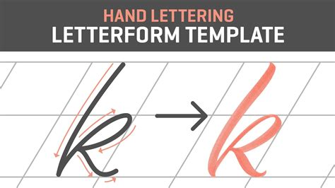 typography tutorial for beginners hand lettering tutorial for beginners letterform