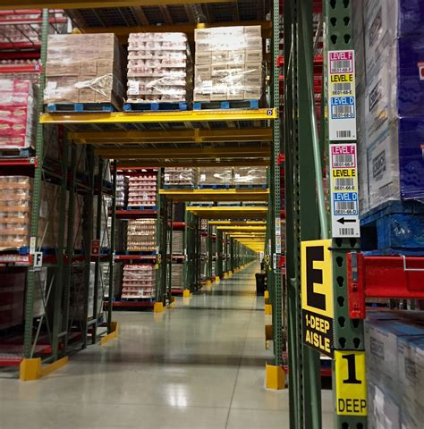 Warehouse Rack Labels by 6 Advantages Of Vertical Warehouse Rack Labels Custom