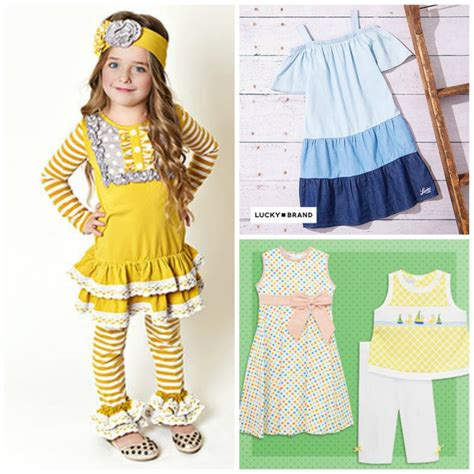 zulily a for all time zulily deals lucky brand smocked clothing and