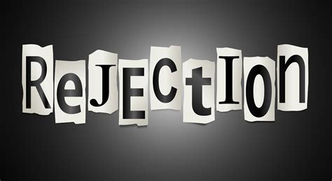 Rejection Letter Lack Of Experience Quot I Fear Of Rejection I M A I Lack Experience Quot Social Expression