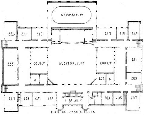 school floor plan high school library floor plans house plans home designs