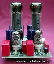 Power Lifier Tabung kits module and partials kits