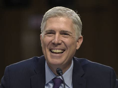 neil gorsuch vote neil gorsuch s first supreme court vote clears the way for