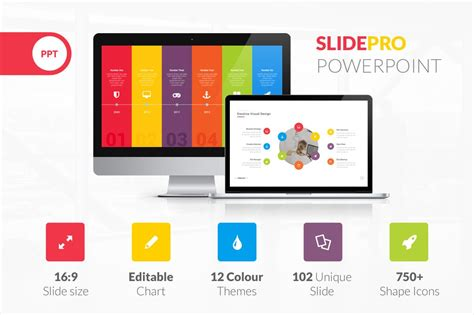 20 Best New Powerpoint Templates Of 2016 Design Shack Template For Presentation