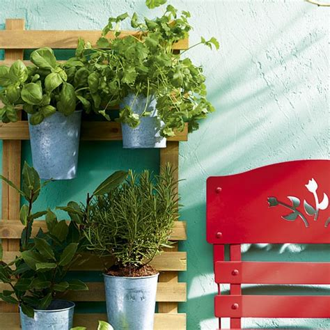 Plant A Mini Herb Garden Small Garden Ideas Small Herb Garden Ideas
