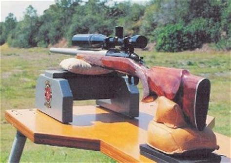 Bench Rest Plans by Free Shooting Bench Plans Fourteen Do It Yourself