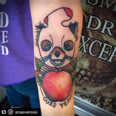 tattoo bandit instagram fantastic mr fox tattoo of bandit ash by emily cee https