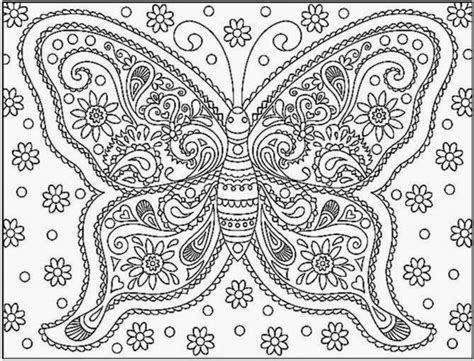 free butterfly coloring pages butterfly coloring pages free coloring sheet