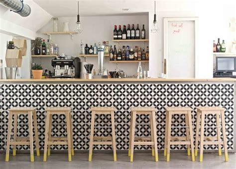 un bar dans la cuisine 3 id 233 es d am 233 nagement carrelage pour cuisine blanche 28 images armoires de