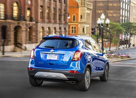 buick encore v6 buick crossover bows for its encore