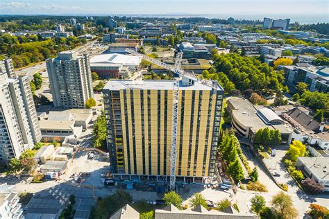 Home Review Design Quest by The University Of British Columbia S Brock Commons Takes