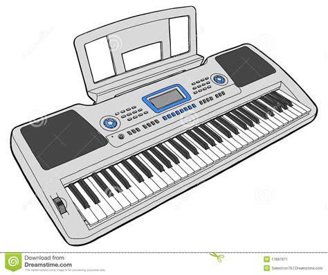 Keyboard Instrument electronic keyboard musical instrument clipart clipart suggest