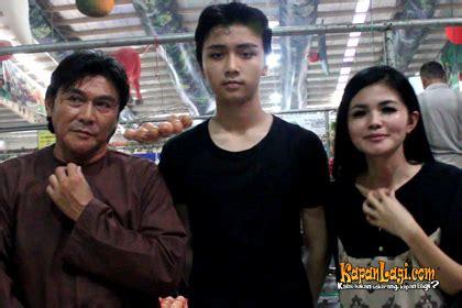 film laga willy dozan willy dozan ingin anaknya jadi aktor laga kapanlagi com
