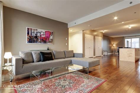 montreal appartment 3 bedrooms furnished apartments at 400 sherbrooke downtown