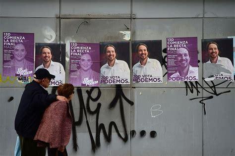 ramon mantovani elezioni spagnole alcune considerazioni dopo il voto