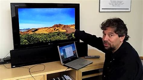 Pc Hdtv Come Together Free Tv by How To Use Hdmi To Connect Your Laptop To Your Tv