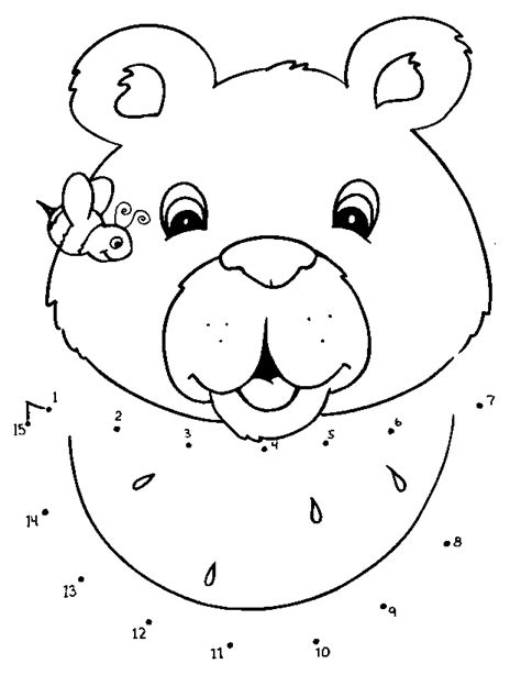animal coloring pages bear coloring pages