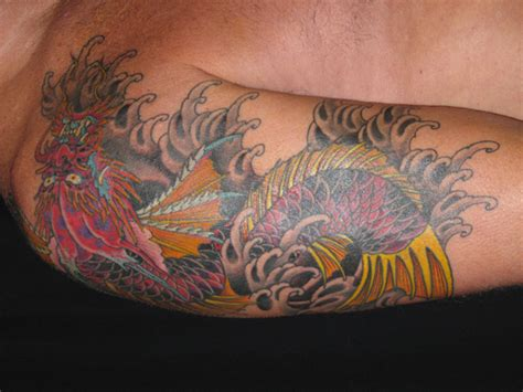 japanese tattoo koi dragon looking for unique tattoos japanese koi dragon