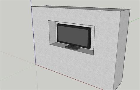 Fernseher Als Raumteiler by Tv Wand Raumteiler Selber Bauen Nzcen